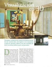 Interiores Magazine.