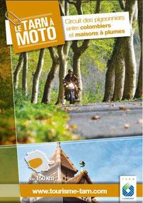 Circuit moto des pigeonniers