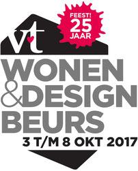 Logo VT Wonen & Design Beurs 2017