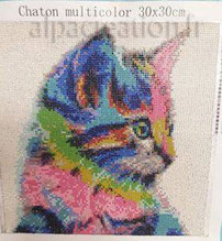 Alt BRODERIE DIAMANT chat