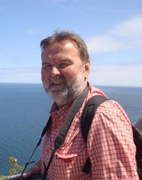 LBV-Ansprechpartner Klaus Heller