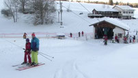 Canal Alpha, Minimag, 05.01.2016 -Le ski