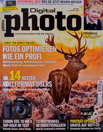 """Bildbeitrag in der """"Digital photo"""" Ausgabe 02/2015."""