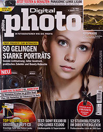 "Bildbeitrag in der ""Digital photo"" Ausgabe 11/2014."