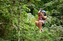 Arenal Canopy Tour - Ziplining