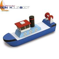Fischer Boot Spielzeug zum basteln