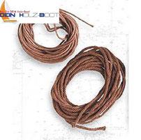 Baumwollschnüre und Fäden