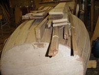 Holzteile inklusive. Gratis Lieferung, günstige Qualitäts-Schiffe.