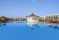 Pool Hotel Melia Llana Beach Resort & Spa Kapverden