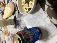 長谷山 竜星の食事画像