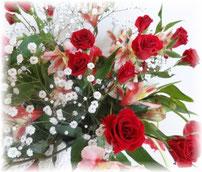 thanksお花