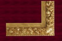 Louis XIII fleuri en 200 angle