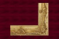 Petit Louis XV en 130 angle