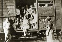 Les réfugiés alsaciens pendant la Seconde Guerre Mondiale