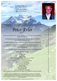 "Parte ""Klettn Peter"" +27.9.2017"