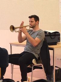 Trompetenworkshop in Henstedt-Ulzburg