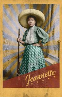 Jeannette - EEUU