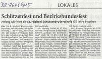 Dürener Zeitung 26.06.2015