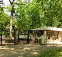 その先に植物公園の入口がありました