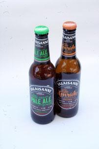 Valaisanne Pale ale & blanche (CH)