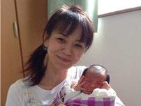 整体師と赤ちゃん