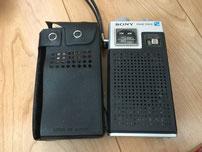 古いラジオ買取します|Sony|Panasonic|パナソニック