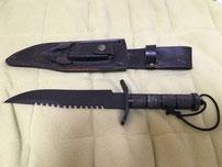 サバイバルナイフ、刃物全般買取