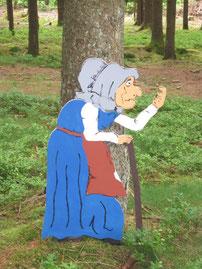 WT Böbrach: Kinder-Wanderrallye im Märchenwald