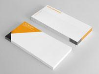 enveloppes imprimées par RBS86, à Poitiers