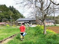 東国吉周辺散策