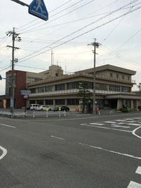 愛西市役所立田庁舎