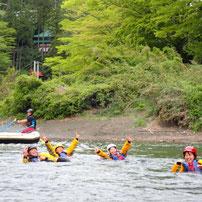 川流れ_遊び