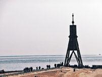 - Kugelbake in Cuxhaven-