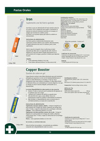 IRON - COPPER BOOSTER