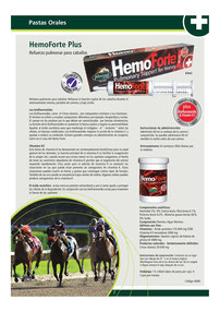 HEMOFORTE PLUS
