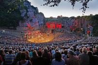Freilichttheater am Kalkberg, Karl-May-Spiele