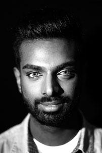 Ram Paramanathan (Lehrer/Barbier/Red Fang)