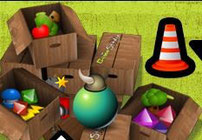klokhuis : gamestudio