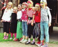 Kindergeburtstag feiern im Haustierpark