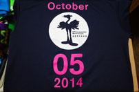 札幌マラソン2014Tシャツ