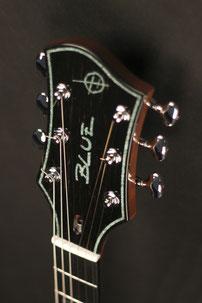 Heeres Guitars 'Blue' Thinline Electric