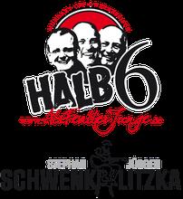 halb6, Schwenk u. Litzka, Gitarre, Bass, Gesang, Musik, Denver, Simon, Garfunkel