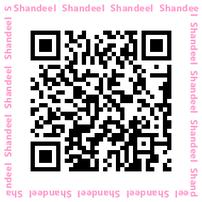 Shandeel HP QRコード