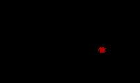 書家 鳶山のロゴマーク