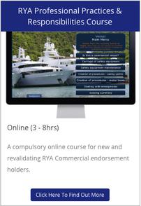 RYA PPR Online Course