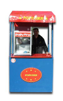 Verkaufstand günstig mieten in Bonn/Köln/Bornheim