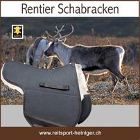 Reitsport Heiniger - Schabracken aus Rentierfell