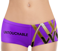UNTOUCHABLE Badehose by MAJESTIC WORLD
