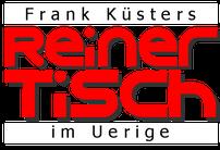 Frank Küster Kabarett und Comedy in Düsseldorf beim Reinen Tisch mit Uerige