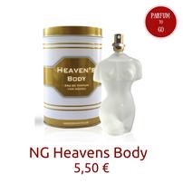NG Heavens Body women Eau de Parfum 100 ml